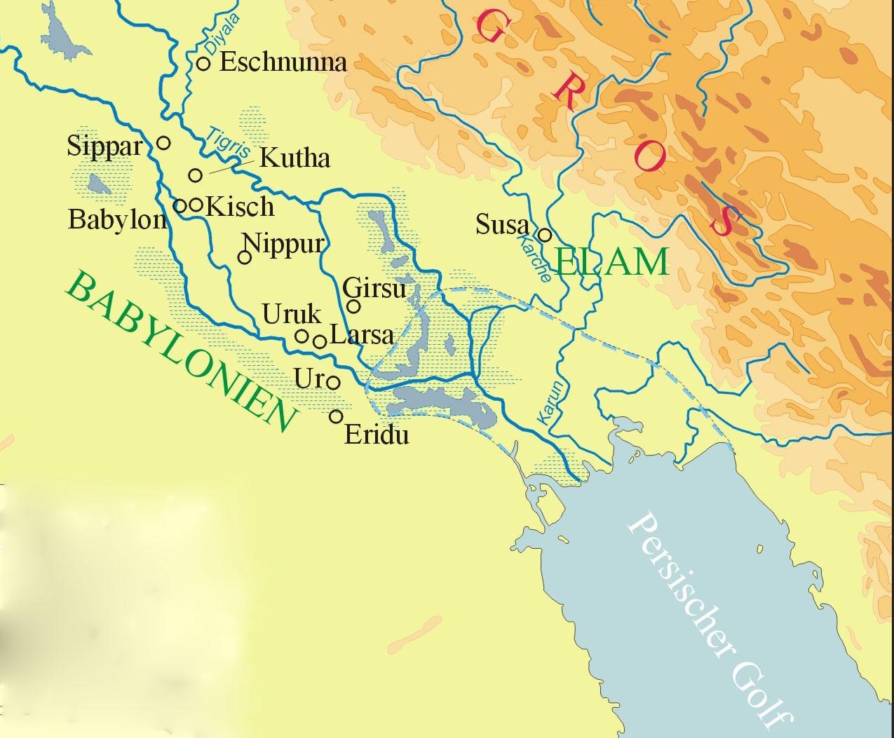 Tagung zur Archäologie und Geschichte Elams - <span style=